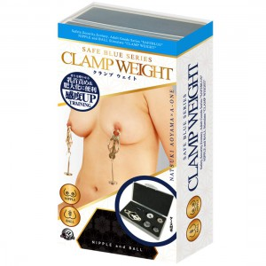 CLAMP WEIGHT 乳頭啞鈴