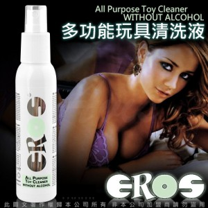 EROS All Purpose Toy Cleaner without Alcohol for Couple-30ml