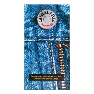 Casual Style 12's Pack Latex Condom
