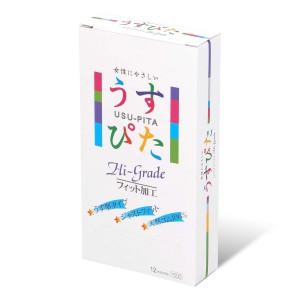 Usu-Pita Hi-Grade 1500 12's Pack Latex Condom