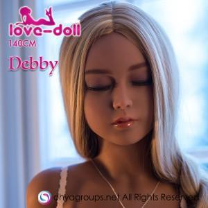 Love-Doll TPE Doll 140CM