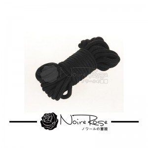 NOIRE-ROSE ROPE