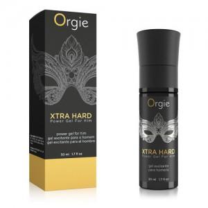 Orgie Xtra Hard Power Gel for Him, 50 ml