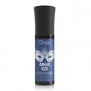 Orgie Greek Kiss EXCITING AND KISSABLE GEL