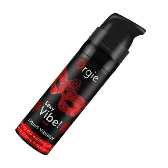 ORGIE Vibrator Sexy Vibe Hot