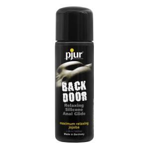 pjur BACK DOOR RELAXING 輕鬆肛交專用 30ml 矽性潤滑液