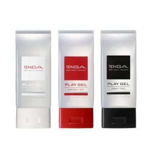 TENGA PLAY GEL (NEW VISION)