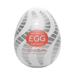 TENGA EGG-016 TORNADO挺趣蛋(螺旋鋸齒)