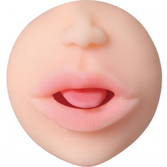 KMP 舌技之鬼-八乃翼口交自慰器