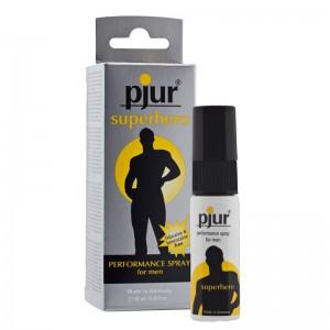 pjur superhero performance spray for men 20ml