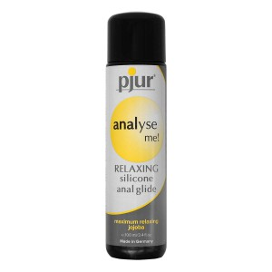 pjur analyse me! relaxing anal glide 100ml Silicone-based Lubricant