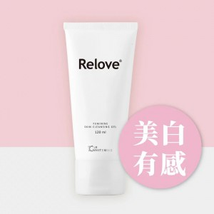 Relove R² Tranexamic acid Whitening Cleansing
