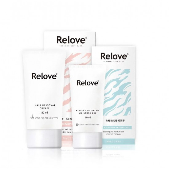 Hair remove cream special set