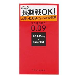 Sagami 0.09 Dots 10's Pack