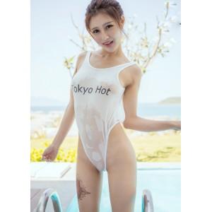 Selebritee性感東京熱小泳衣
