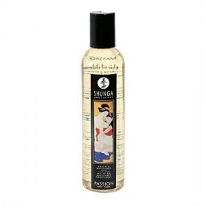 Shunga Erotic Massage Oil Passion