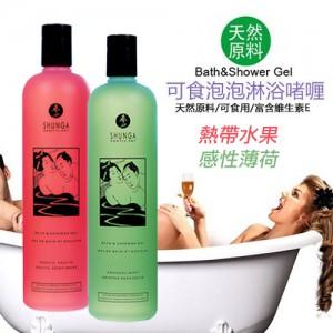 SHUNGA BATH AND SHOWER GEL EXOTIC FRUITS