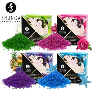 SHUNGA MOONLIGHT BATH Sea salt crystals