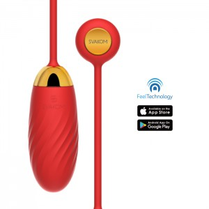 SVAKOM ELLA NEO INTERACTIVE VIBRATING BULLET WITH APP