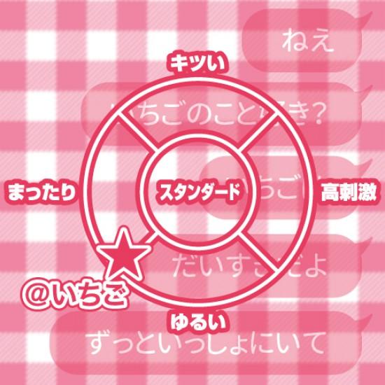 Toysheart Ichigo Strawberry Girl Meiki