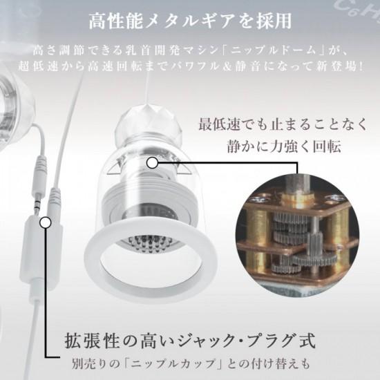 日本SSI KIZUNA 乳頭真空圓頂R插孔類型