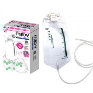 MEDY NO.14 後庭清洗塑料注射器1200毫升