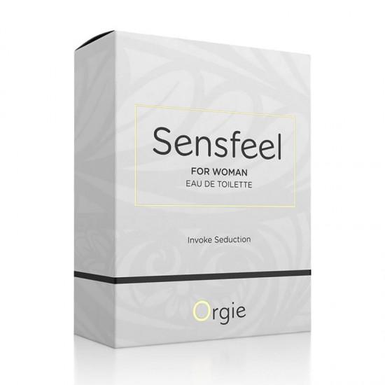 Orgie Sensfeel for Woman Pheromone Perfume – Exhale Attraction