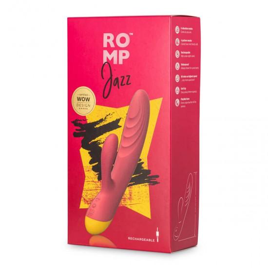 ROMP-Jazz Rabbit Vibrator